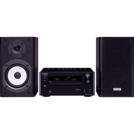 Onkyo CS CD Mini Receiver System W Maximum Power AMFM Tuner Presets 239 - 178