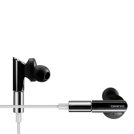 Onkyo IE HF In Ear Headphones Silver 262 - 80