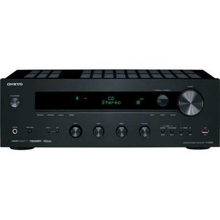 Onkyo TX Network Stereo Receiver Hz KHz dB dB Frequency Response 102 - 586