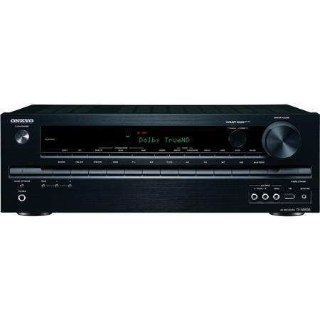 Onkyo TX NR Channel Network AV Receiver mV ohms Input SensitivityImpedance dB SN Ratio Hz kHz Freque 177 - 624