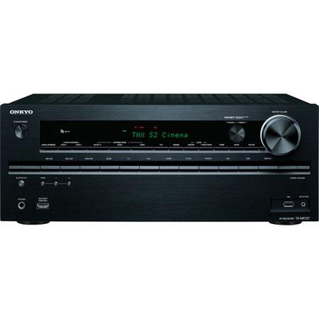 Onkyo TX NR Channel Network AV Receiver W Ohm Dynamic Power Hz kHz Frequency Response dB Signal to N 59 - 667