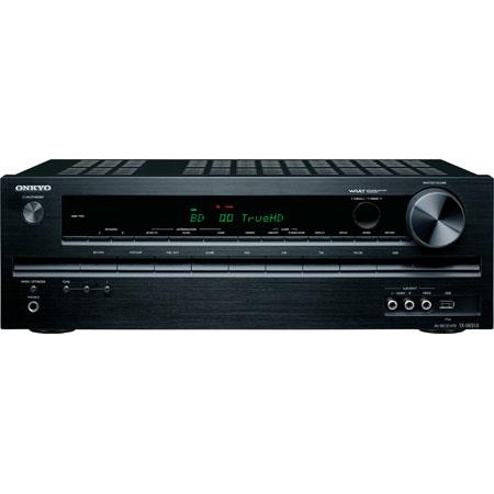 Onkyo TX SR Channel D Ready Home Theater Receiver dB Line IHF A Frequency Response 13 - 404