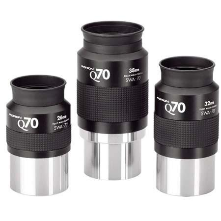 Orion mm Three Q Super Wide View Eyepieces Degree Field of View 89 - 13