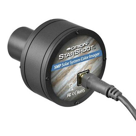 Orion StarShoot MP Solar System Color CameraPixel Array IR Filter fps Video Frame Rate 74 - 122