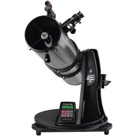 Orion StarBlast i IntelliScope Reflector and Sirius Plossl Eyepieces 136 - 703