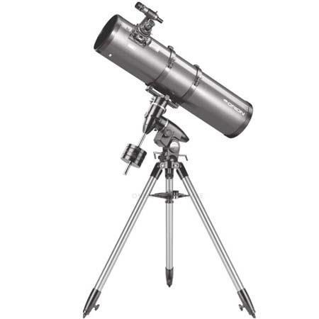 Orion SkyView Pro Equatorial Reflector Telescope Kit Eyepieces Tripod Mount Crayford Style Focuser a 224 - 324