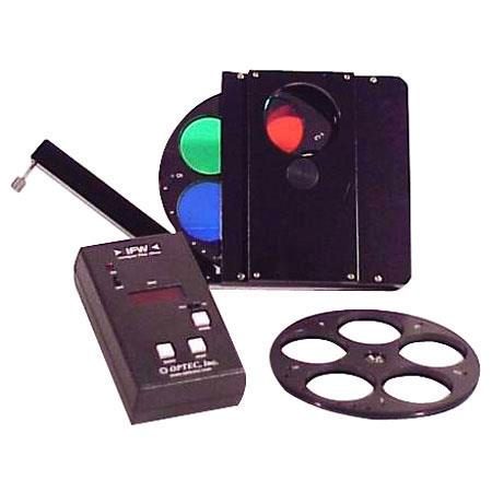 Optec IFW Filter Wheel Automatic Filter Selector System 78 - 668