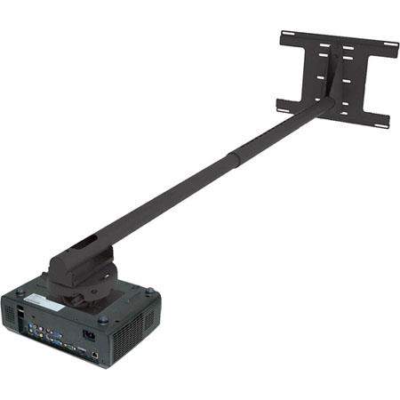 Optoma Technology BM N Dual Stud Short Throw Wall Mount Telescoping Arm  42 - 607