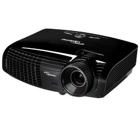 Optoma DH Full D p Projector Lumens Contrast Ratio Native Aspect Ratio Watt Stereo Audio 37 - 446