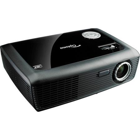 Optoma DS SVGA Multi Region DLP D Projector ANSI Lumens Contrast Ratio Project Upto Screen Size 259 - 793
