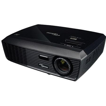 Optoma DWE WXGA Full D Widescreen Powerhouse Projector Lumens Aspect Ratio W Speaker Hours ECONormal 152 - 19