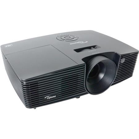 Optoma DX XGA Projector ANSI Lumens Contrast Ratio Watt Speaker Hours Lamp Life HDMIVGAUSB 67 - 115