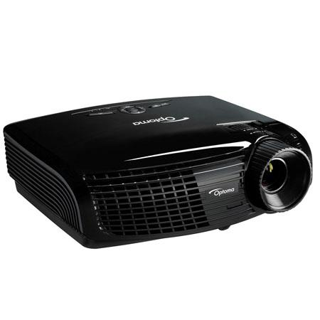 Optoma EH Full D Ready DLP Multimedia ProjectorResolution ANSI Lumens Contrast Ratio Native Aspect R 87 - 724