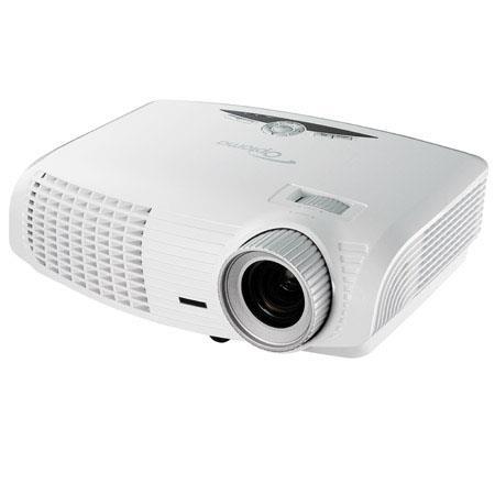 Optoma HDXw Full HD p D DLP Projector Lumens Contrast Ratio Native Aspect Ratio dB Noise Level Watt  223 - 252