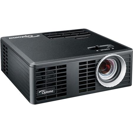 Optoma ML WXGA LED DLP D Ready Palm Sized Projector Lumens Aspect Ratio W Speaker Hours LED Lamp HDM 59 - 667