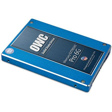 Other World Computing GB Mercury Extreme Pro SATA Solid State Drive MBs Sustained Reads Gbs MBs Sust 134 - 173