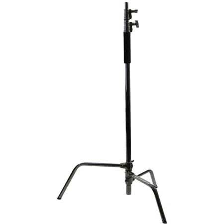 Interfit Photographic INT C Stand Extends to cm Chrome 78 - 500