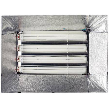 Interfit Photographic Cooltubz Fluorescent Light Panel Four K Tubes Carry Case 140 - 246