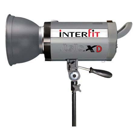 Interfit Photographic INT Stellar XD Watt Second Fan Cooled Digital Monolight 65 - 309