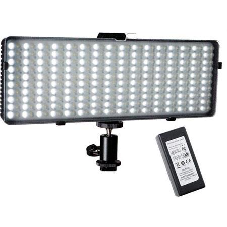 Interfit Photographic Matinee LED Panel Light Lighting Stand Adaptor Multi Voltage Power Pack Cold S 42 - 776