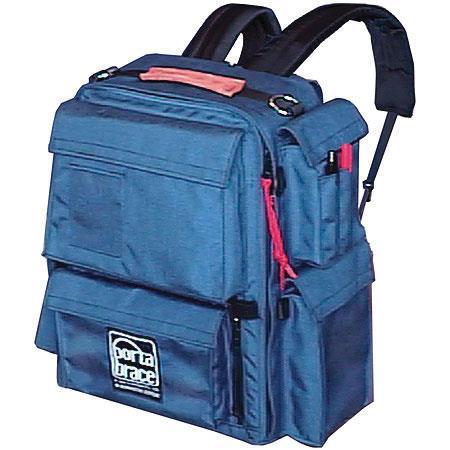 Porta Brace Backpack Medium Sized Video Cameras Accessories Blue 140 - 593
