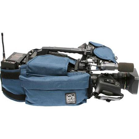 Porta Brace Shoulder Case Padded Video Camera Weather Dirt and Bump Protection Sony PDW PDW F and HD 49 - 631