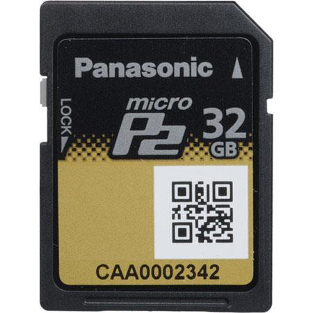 Panasonic AJ PMAG GB MicroP Card 84 - 71