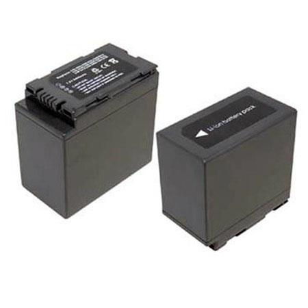Panasonic CGA DSEB Lithium ion Battery mAh v Mini DV Camcorders 30 - 604