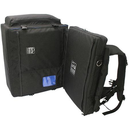 Panasonic Backpack Harness and Laptop Pocket Module the PKB PV Porta Brace Removable Soft Case 13 - 404