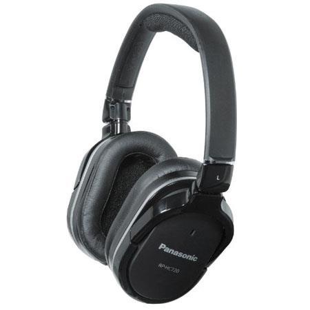 Panasonic RP HC Over Ear Noise Cancelling Head Phones Noise Canceling 326 - 54