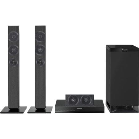 Panasonic SC HTB Ch Watt Home Theater System Sound Bar Subwoofer  296 - 91