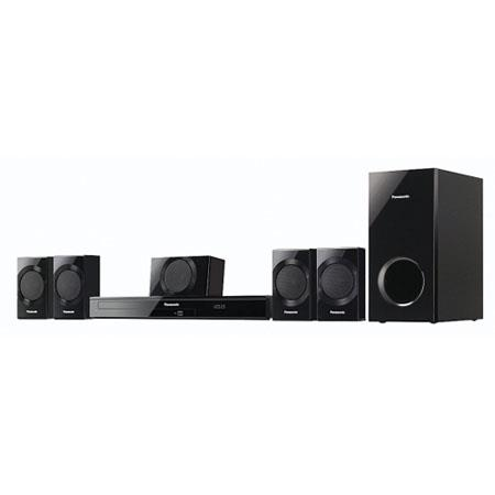 Panasonic SC XH DVD Home Cinema System p Upconversion HDMI W Total Output Power USB Playback Tuner P 134 - 173
