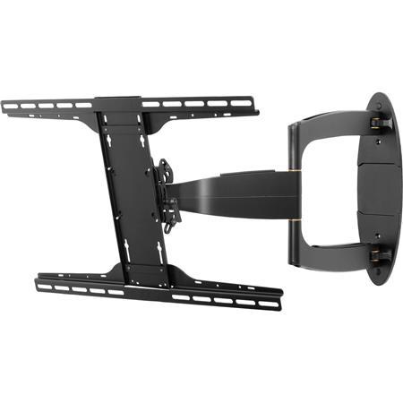 Peerless SAPU Smart Mount Universal Articulating Arm Wall Mount Flat Panel Screens Supports lbs Glos 100 - 542