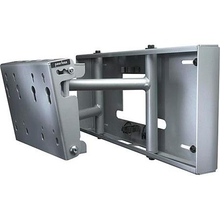 Peerless SPP SmartMount Pull out Pivot Wall Mount Flat Panel Screens Supports up to lbs Silver 267 - 62