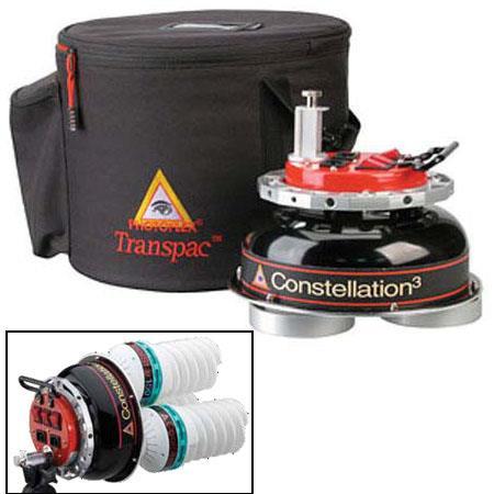 PhotofleConstellation Multi Lamp Continuous Output Fluorescent or Tungsten Light Unit 295 - 33