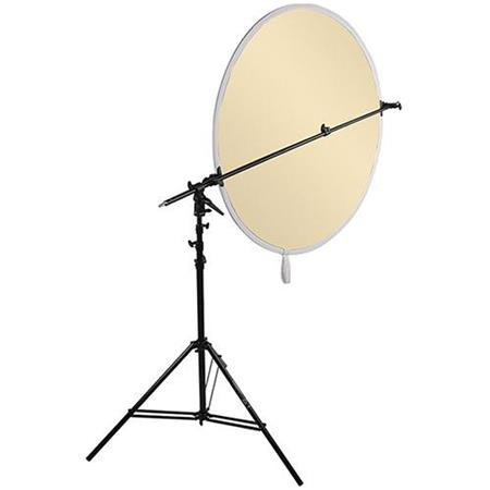 PhotofleMultiDisc Kit Reflector Holder Lightstand 79 - 161