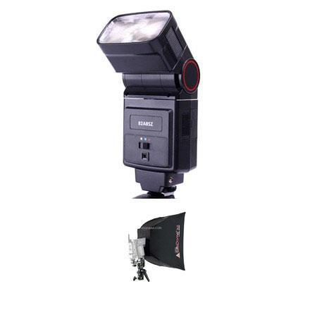 PhotofleLiteDome XS Kit Q X SmallSoftboBasic Connector and Adjustable Shoe Mount Hardware Adorama Au 100 - 442