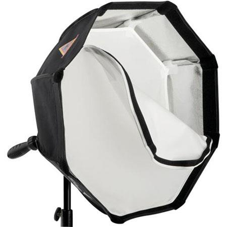 PhotofleFV SODXS OctoDome nxt Extra Small SoftboShoe Mount Flashes or Continuous Output on Camera Vi 68 - 104