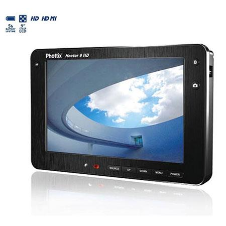 PhottiHector HD Live View Wired Remote Set Backlit LCD Screen and Shutter ControlResolution  230 - 572