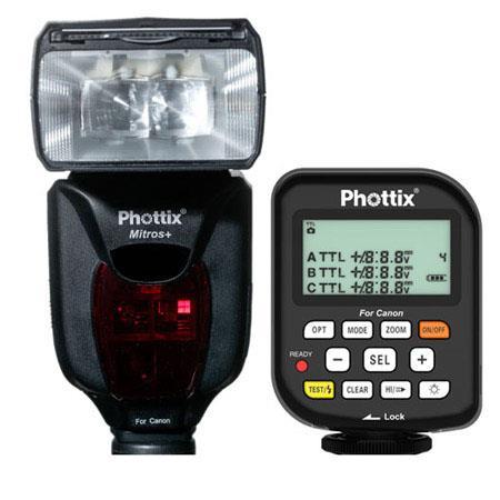 PhottiMitros TTL Flash and Odin Flash Trigger Canon Combo 3 - 43