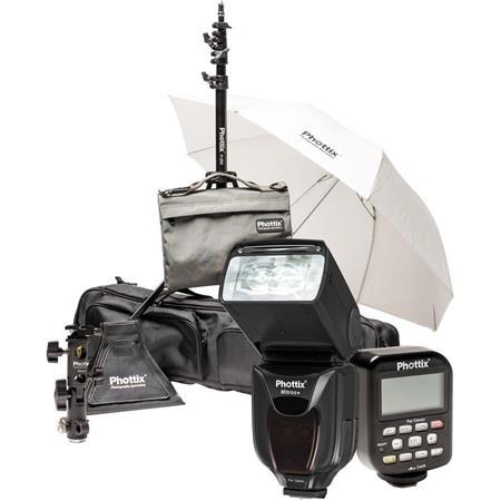 PhottiKelby Mitros Odin Portable Lighting Kit Canon 97 - 239