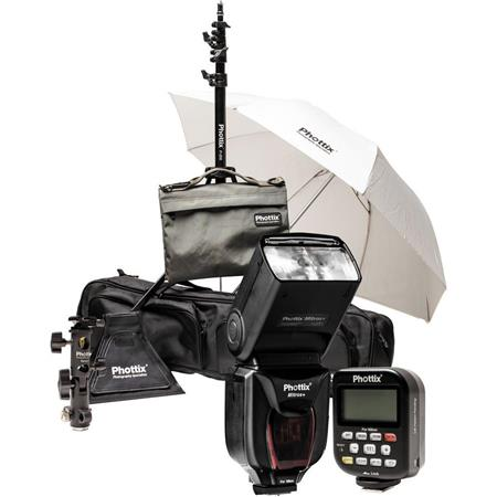 PhottiKelby Mitros Odin Portable Lighting Kit Nikon 102 - 166