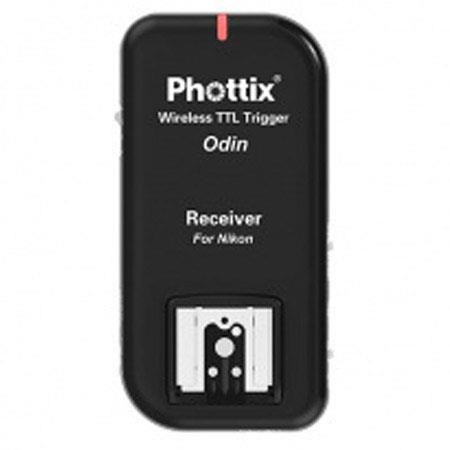 PhottiOdin TTL Flash Trigger Receiver Nikon GHz Frequency 85 - 458