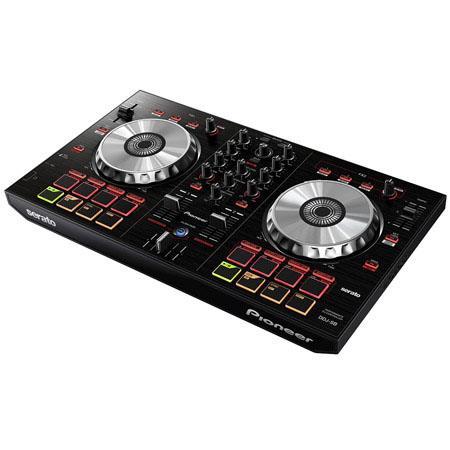 Pioneer DDJ SB Channel Performance DJ Controller Serato DJ Intro Software USB Rubber Performance Pad 125 - 103