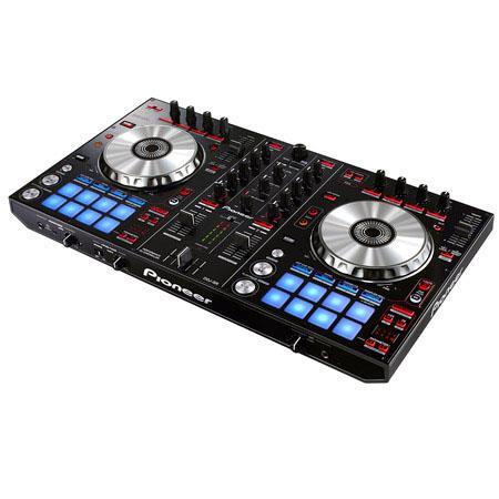Pioneer DDJ SR Channel Performance DJ Controller Serato DJ Software Performance Pads Large Jog Wheel 264 - 627