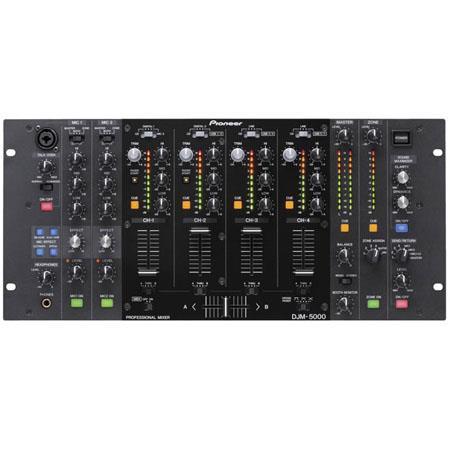Pioneer DJM Rack Mount Pro DJ Mixer Channel 115 - 265