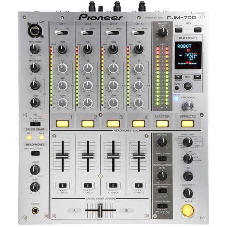 Pioneer DJM S Pro Channel DJ Mixer Silver 303 - 8