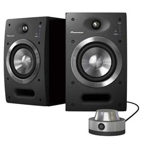 Pioneer Electronics S DJ Active Reference Speakers Pair 118 - 91