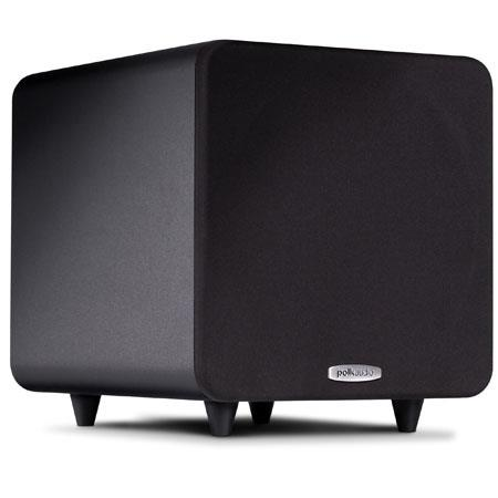 Polk Audio PSW W Compact Powered Subwoofer Hz Hz Frequency Response W Continuous Power  133 - 277