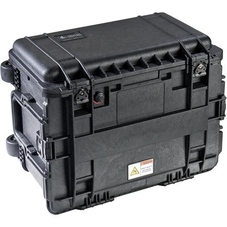 Pelican Mobile Tool Chest Wheels Shallow Drawers Deep Drawer and Top Tray Two Way Handles  228 - 292